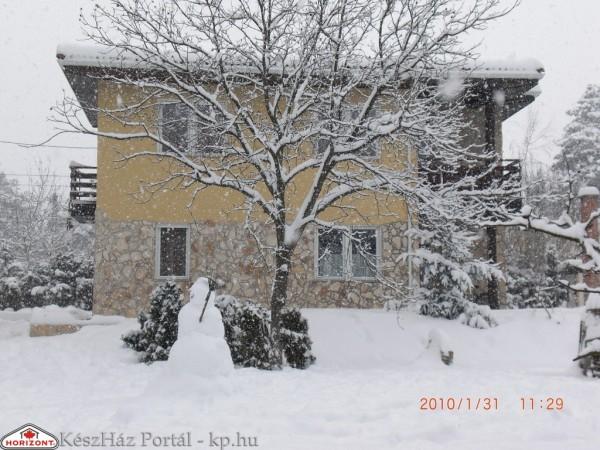 Droppa György családi háza - Horizont készház