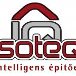 IQ logo bordos
