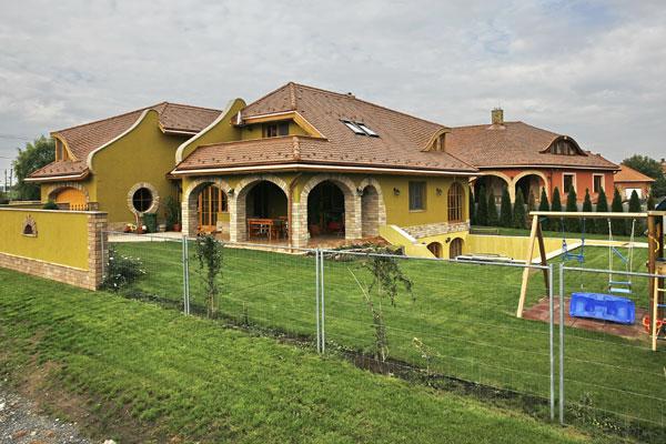 Ytong családi ház